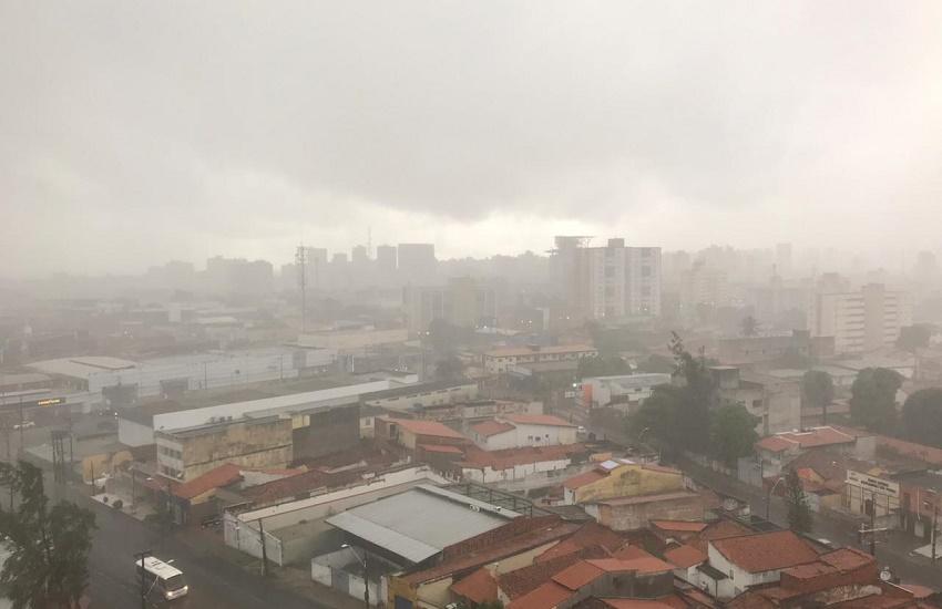 Chuvas no Ceará em 2019 devem ser dentro da média histórica, prevê Funceme