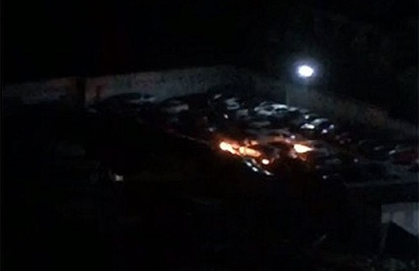 Concessionária na avenida Washington Soares já é a segunda atacada na onda de terror