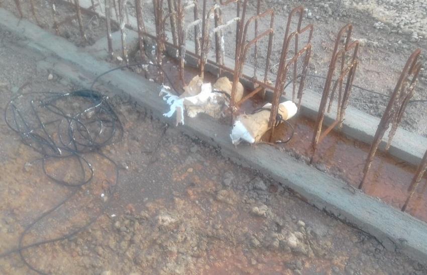 Explosivo em viaduto de Horizonte