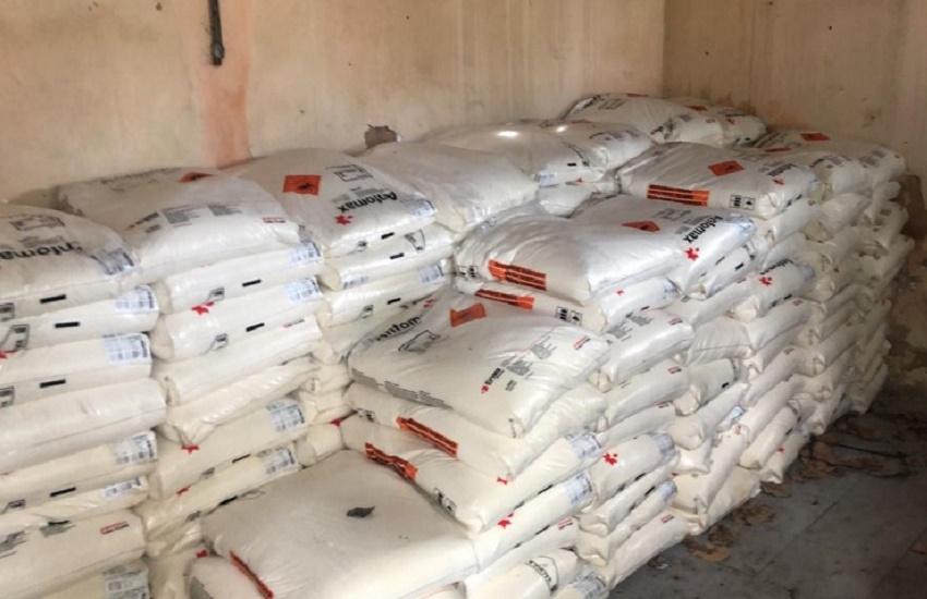 Explosivos recuperados pela polícia não correspondem ao total da carga roubada em Aquiraz