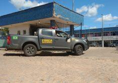 Força Nacional dará suporte às forças de segurança que já estão no Ceará. (Foto: Dorian Girão/TV Jangadeiro/Arquivo)