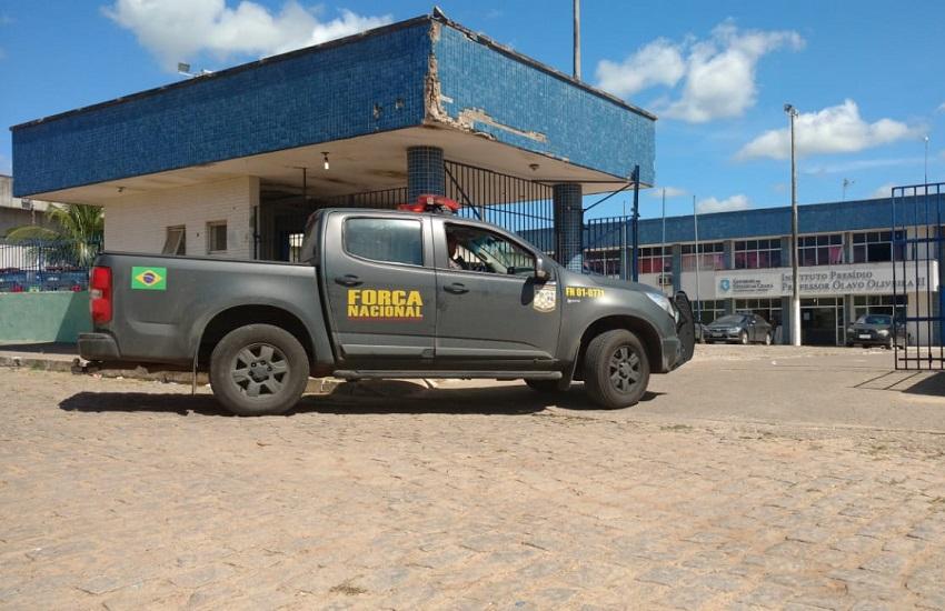 Força Nacional deve chegar ao Ceará até este sábado, com 300 agentes e 30 carros