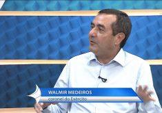 Especialista explica que os ataques são ações de terrorismo difíceis de prever (FOTO: Reprodução TV Jangadeiro)