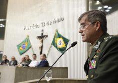 General Theophilo foi indicado para a Senasp pelo ministro da Justiça e Segurança Pública, Sérgio Moro. (Foto: Marcos Moura/AL-CE)