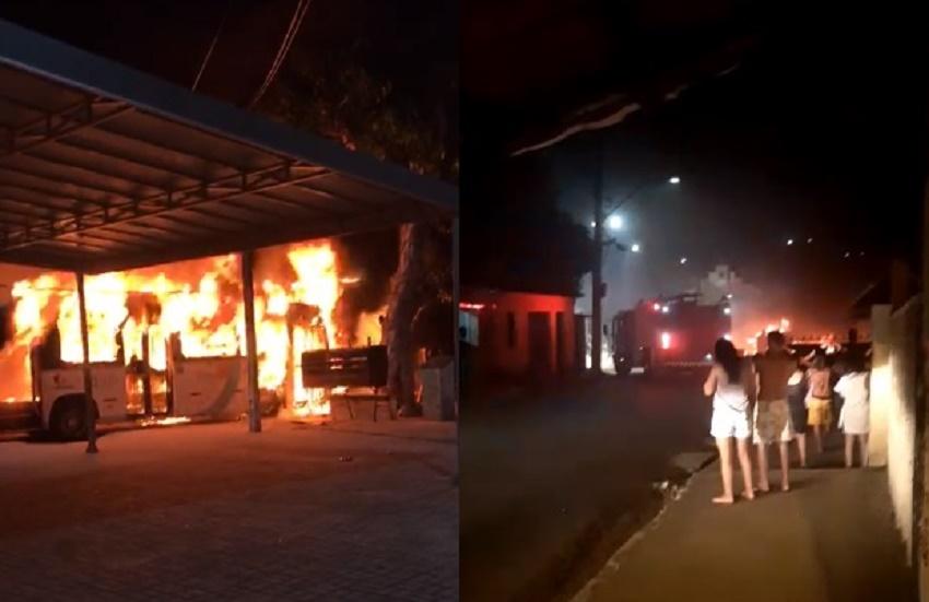 Ônibus de Fortaleza vão circular normalmente mesmo após ataques, garante Sindionibus
