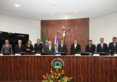 Nova Mesa diretora da Câmara municipal