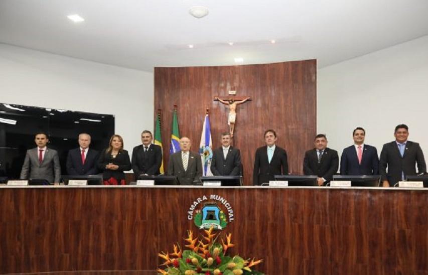 Novo presidente da Câmara declara que tem objetivo de aproximar a Casa à população