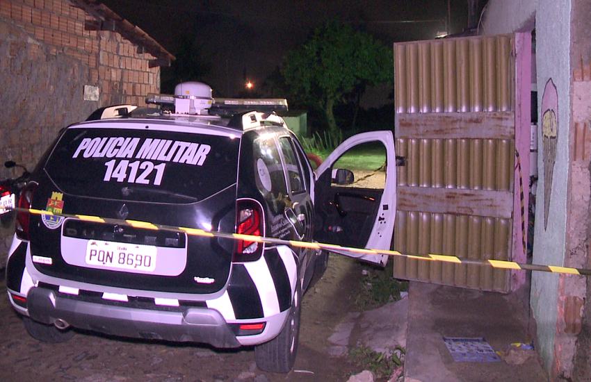 Comerciante é executado na frente da esposa e dos quatro filhos em Maracanaú