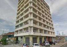 A agente comunitária de saúde teria ido fazer uma visita no prédio (FOTO: Reprodução/ Google Maps)