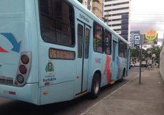 A partir das 20h o sistema de ônibus passará a operar com policiais embarcados (FOTO: Roberta Tavares/ Tribuna do Ceará)