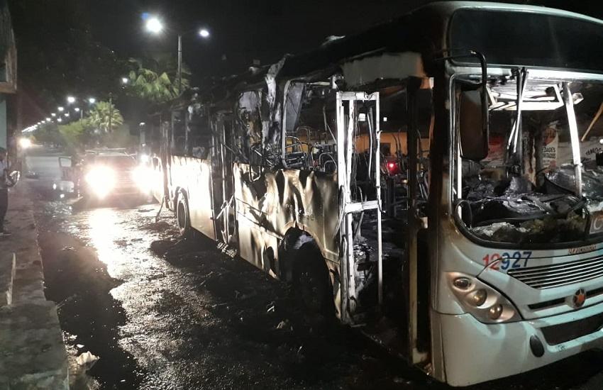 Fortaleza segue com apenas 108 ônibus atendendo toda a cidade