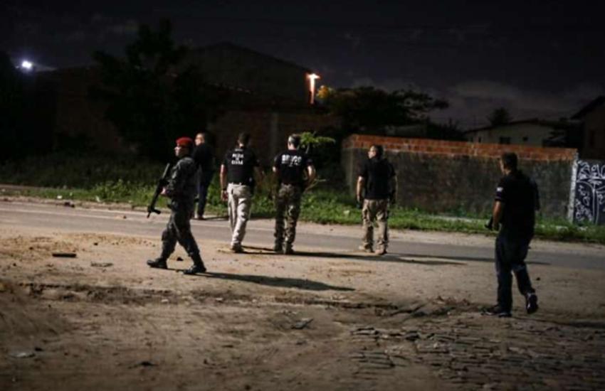 Creche e estação da Cagece são alvos de ataques no 25º dia da onda de violência no Ceará