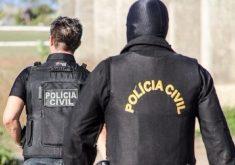 330 pessoas já foram detidas suspeitas de participação em ataques no Ceará (FOTO: Divulgação/ SSPDS)