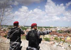 A onda de ataques no Ceará já dura 14 dias (FOTO: Divulgação/ SSPDS)