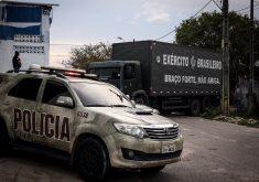 Polícia já capturou 358 suspeitos por crimes no Ceará. (Foto: Divulgação/SSPDS)