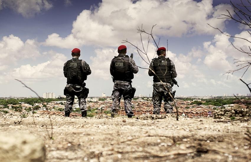 Número de presos por envolvimento em ataques no Ceará chega a 360