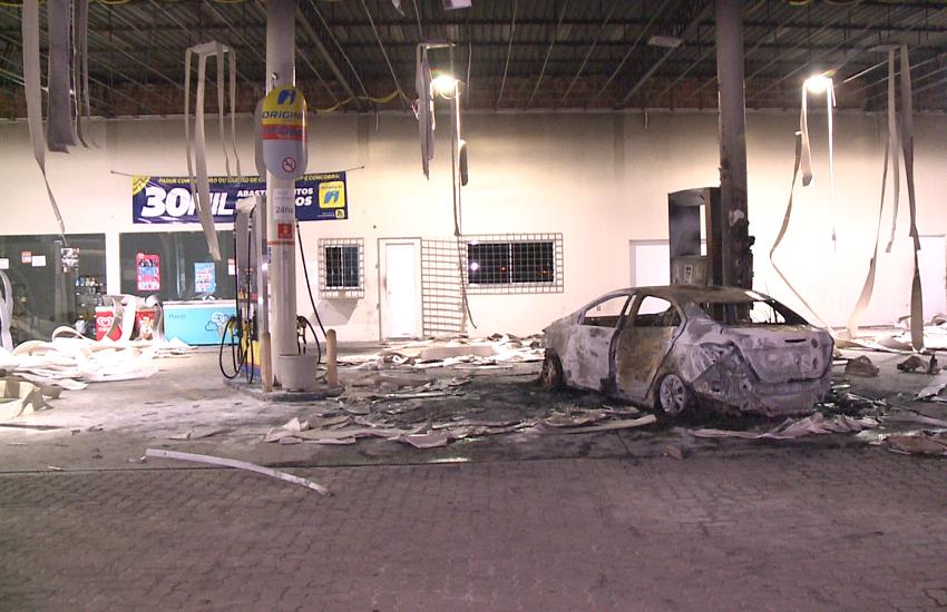 Onda de ataques no Ceará chega ao 22º dia seguido de ações criminosas