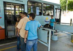 Ônibus circularão normalmente em Fortaleza. (Foto: Tribuna do Ceará)