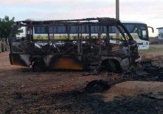 A empresa solicitou apoio aos órgãos de segurança para que os veículos possam voltar as atividades escoltados por policiais (FOTO: Divulgação)