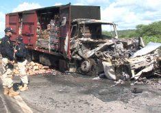 Acidente na BR-020 em Maranguape