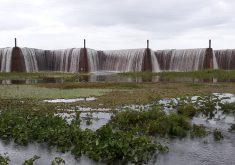 Vários açudes atingiram sua capacidade máxima no Ceará
