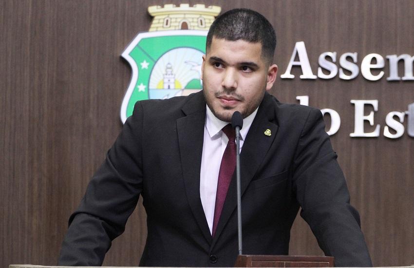 Em junho, André Fernandes denunciou ao MPCE deputado do PDT por suposto envolvimento com facção criminosa (FOTO: Divulgação)