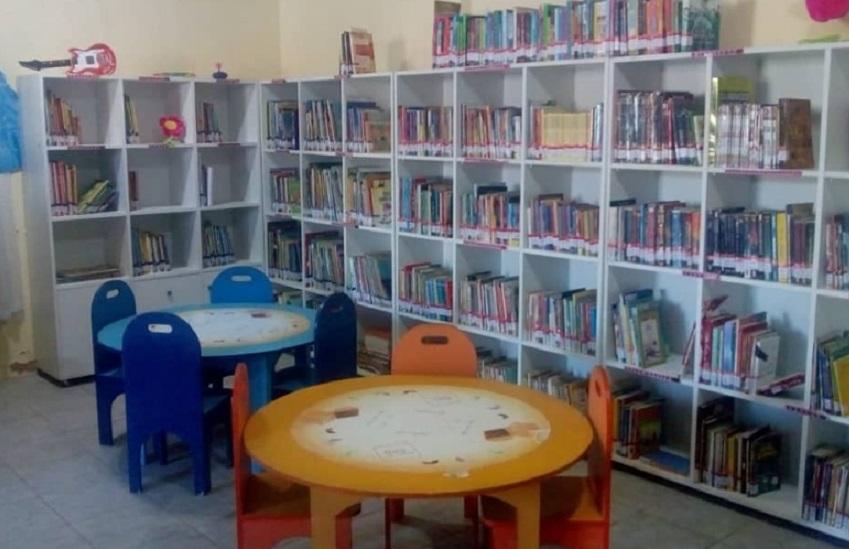 Saiba onde encontrar bibliotecas comunitárias em Fortaleza