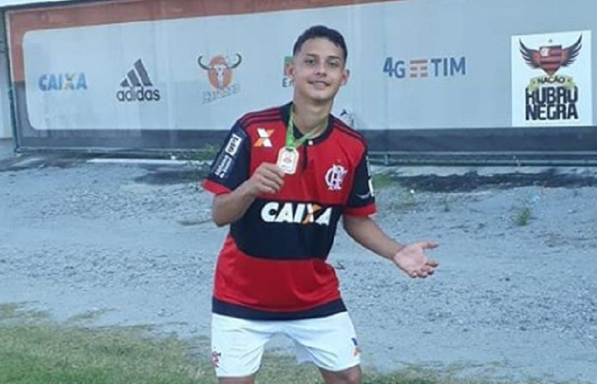 Cearense está entre os feridos após incêndio em CT do Flamengo no Rio de Janeiro