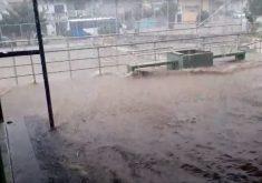 Tianguá tem pontos de alagamentos após chuva
