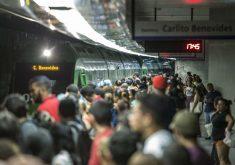 Denuncia de caso de assédio no metrô