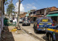 Desde o início da série de ataques em Fortaleza, cerca de 500 pessoas foram capturadas. (Foto: Divulgação/SSPDS)