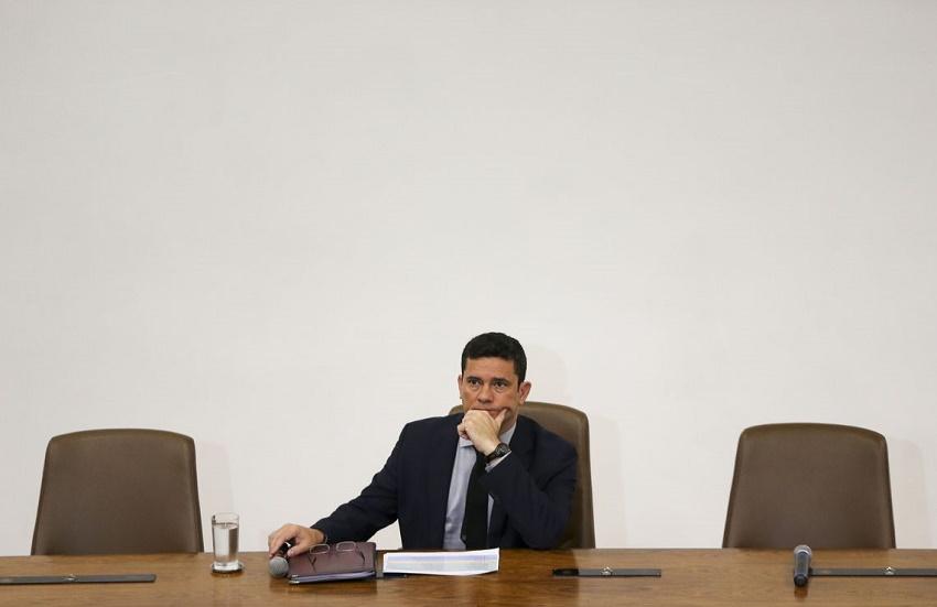 Sérgio Moro apresenta projeto de lei anticrime que mira nas facções criminosas
