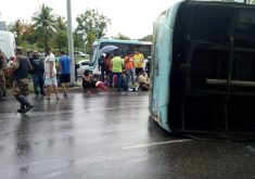 14 pessoas foram encaminhadas até o IJF (FOTO: Márcio Bezerra/ Tribuna do Ceará)