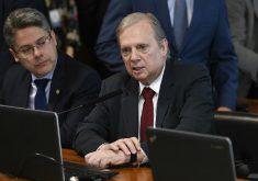 Tasso Jereissati disse que retirou apoio à CPI por ausência de fatos concretos. (Foto: Foto: Pedro França/Agência Senado)