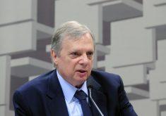 Tasso Jereissati defende que a reforma da Previdência é urgente (FOTO: Agência Senado)