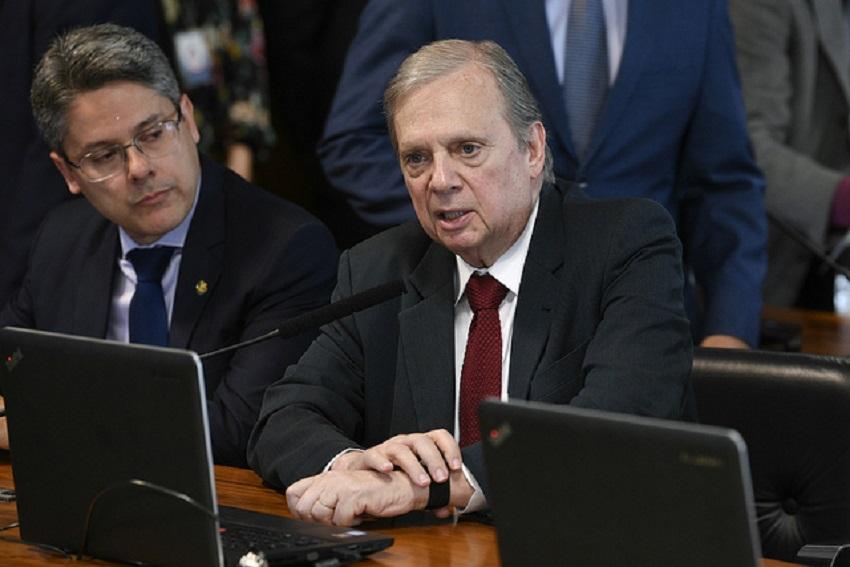 CPI da Lava Toga sem escândalo específico poderia desmoralizar Senado, diz Tasso Jereissati