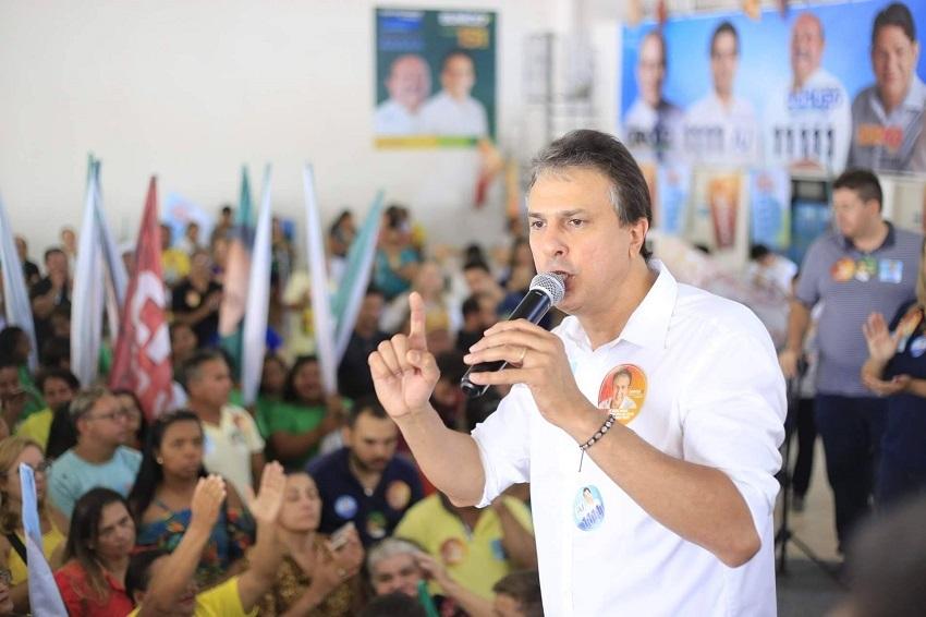 Justiça Federal autoriza quebra de sigilo fiscal e bancário do governador Camilo Santana