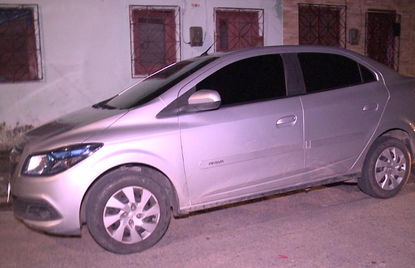 Adolescentes sequestram, assaltam e abandonam motorista de app em Fortaleza