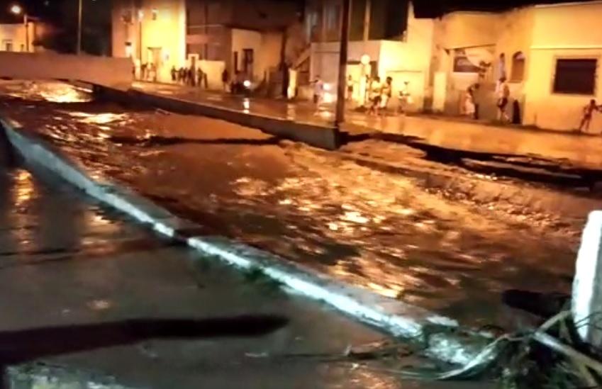 Prefeitura do Crato declara estado de emergência após destruição por forte chuva