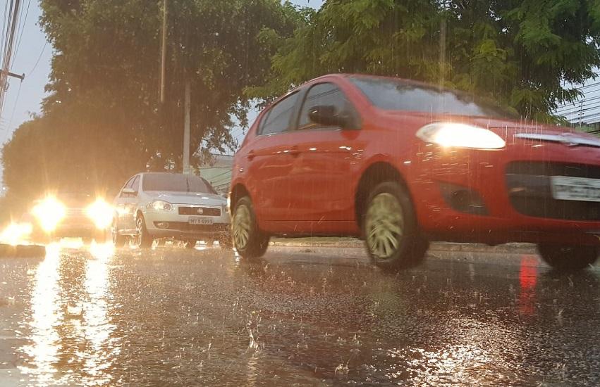 Fortaleza já registrou em 15 dias mais chuva do que a média histórica de março