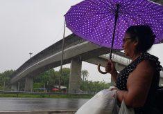 chuva fortaleza