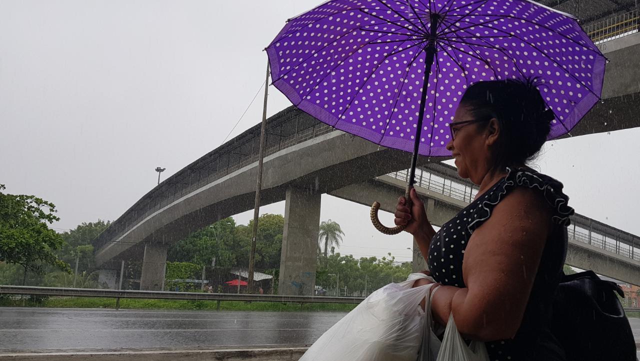 Chuva em mais de 50 municípios do Ceará sela o fim do Carnaval