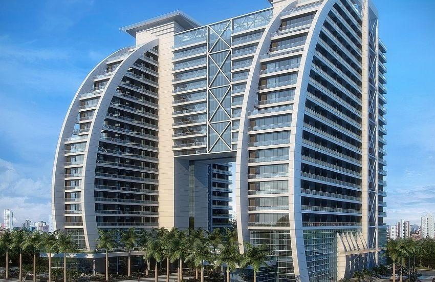 Edifício comercial com design inovador é inaugurado nesta quinta-feira em Fortaleza
