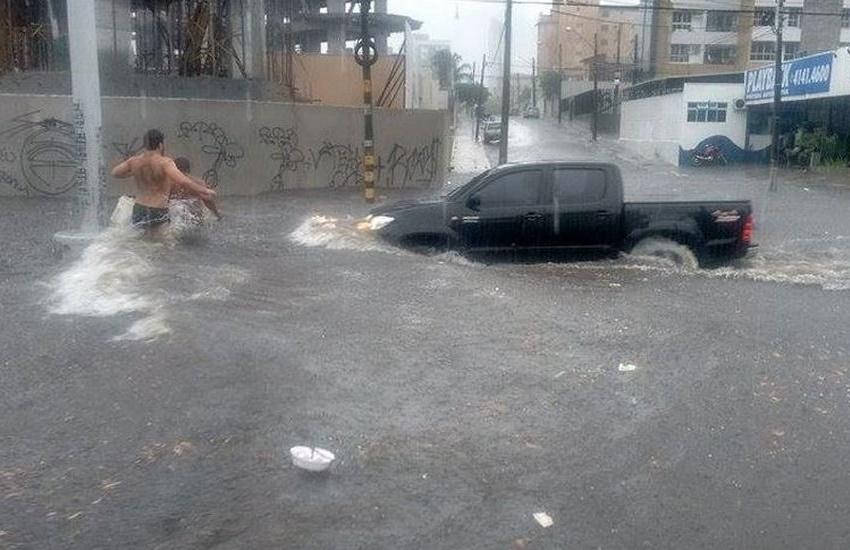 Prefeitura promete resolver alagamentos na Av. Heráclito Graça com grande obra de drenagem