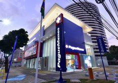 A farmácia possui mais de 2 mil m² divididos em três andares (FOTO: Divulgação)