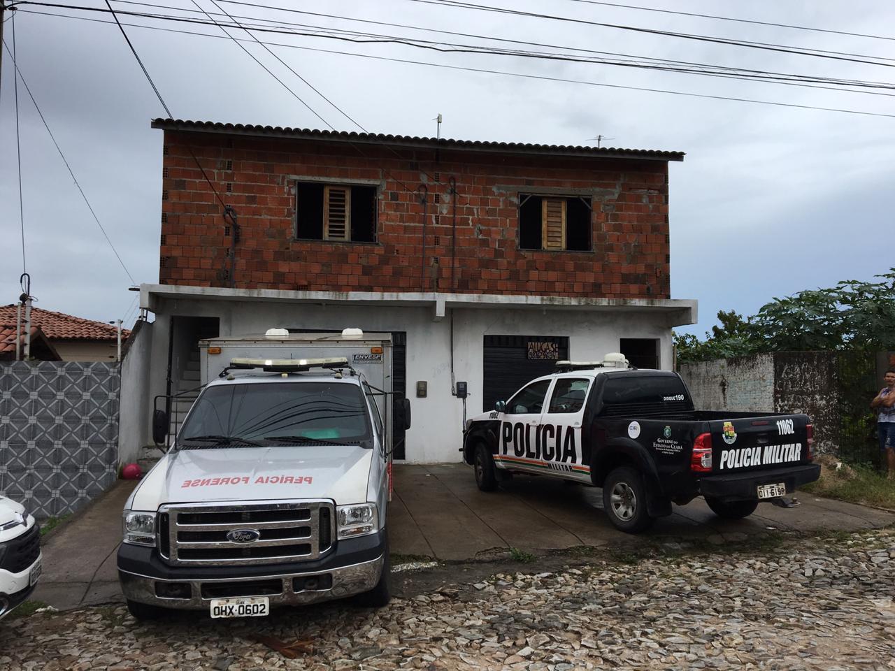 PM mata esposa, atira em amigo e comete suicídio em Paracuru
