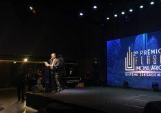 A premiação reuniu 60 maiores construtoras de Fortaleza e Região Metropolitana (FOTO: Carlos Brito/ TV Jangadeiro)
