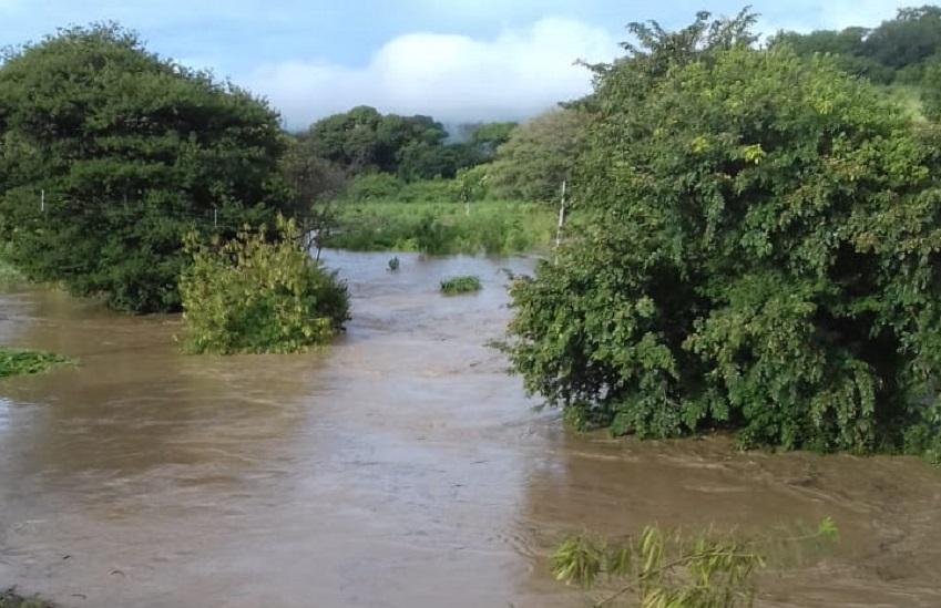 Sete cidades do Ceará registram chuva de mais de 100 mm nas últimas 24 horas