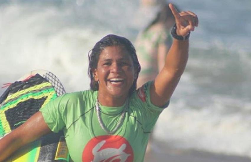 """""""Morro fazendo o que gosto"""", disse surfista no dia de sua morte por descarga de raio em Fortaleza"""