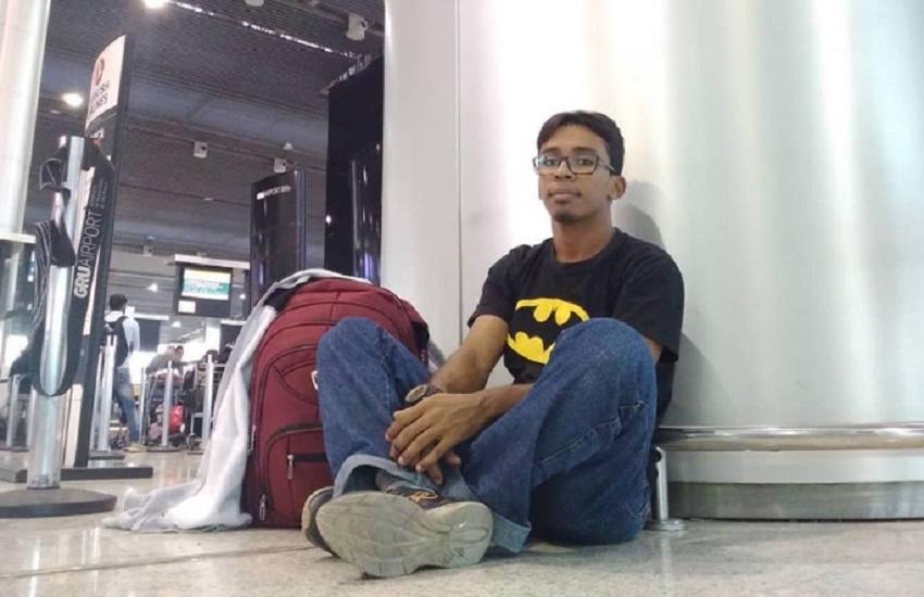 Ex-catador de latinhas em Juazeiro chega aos EUA para estudar em Harvard